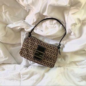 Rare Fendi Mini Mama Baguette Bag